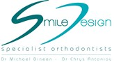Smile Design Logo With Dr Names